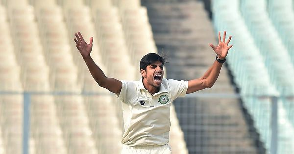 Irani Cup: Rajneesh Gurbani scalps four after Vidarbha piles on 800 against Rest of India