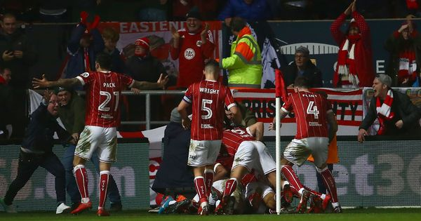 'Buzzing' Bristol City await Manchester City test after dumping United out of League Cup