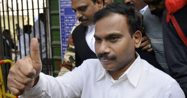 2G spectrum case: Delhi High Court issues notices to Raja, Kanimozhi on appeals filed by CBI and ED