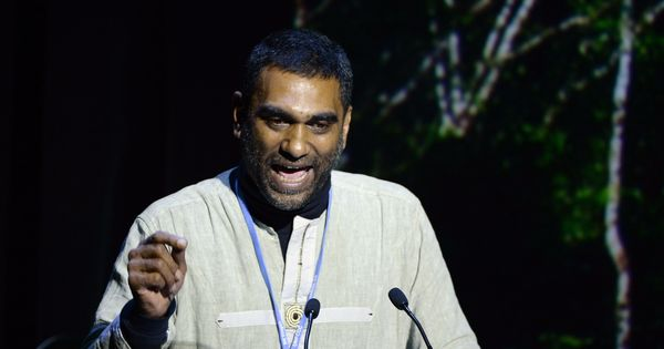 Amnesty International appoints South African rights activist Kumi Naidoo its next secretary general