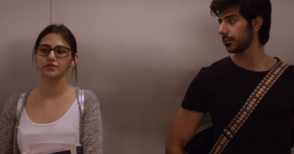 Watch: Short film 'Lift' is about an up-and-down romance