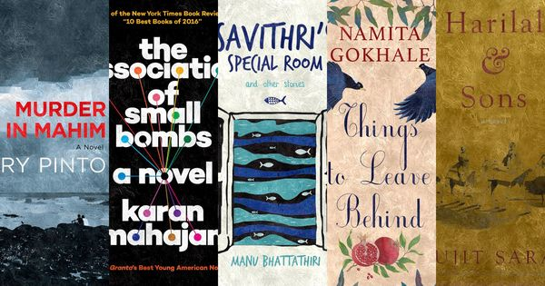 A reader's guide to the five books on the fiction shortlist of the Crossword Book Jury Awards