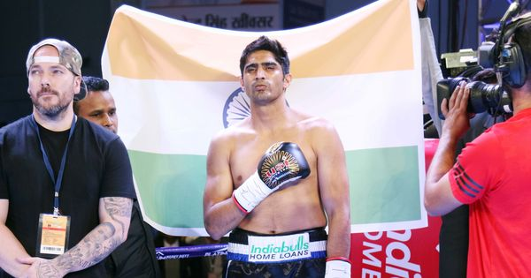 Boxing: Ahead of US debut, Vijender Singh starts training under Hall of Famer coach Freddie Roach