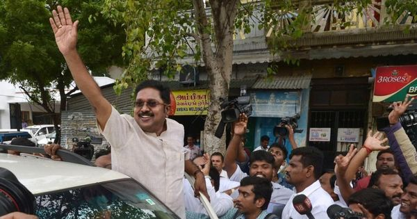 TTV Dinakaran will announce the name of his political party, unveil its flag in Madurai on March 15