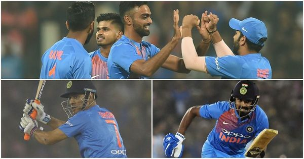 Three Indians who emerged from the Sri Lanka T20I series with their reputations enhanced