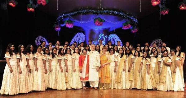 Video: A Mumbai choir celebrates the spirit of Christmas by singing carols for charity