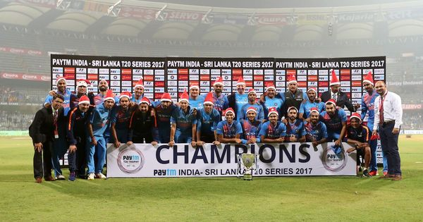 Rohit Sharma hails young Indian team after T20I series win over Sri Lanka