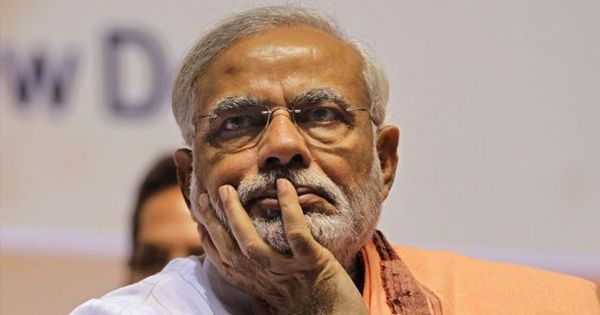 'Congress and drought go hand in hand': Narendra Modi criticises Opposition party in Barmer