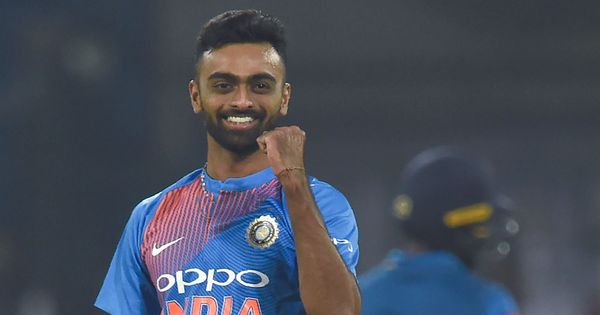 'I really needed it': Unadkat hopes success against Sri Lanka will help turn his India career around