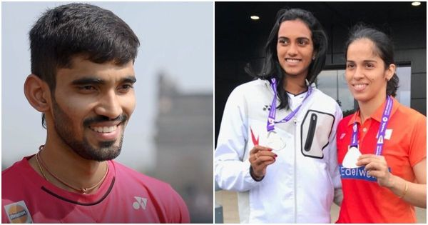 Commonwealth Games: Sindhu, Saina and Srikanth headline strong squad for badminton team event