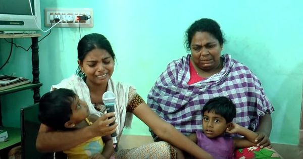 A documentary on Cyclone Ockhi exposes government apathy towards Kanyakumari's fisherfolk