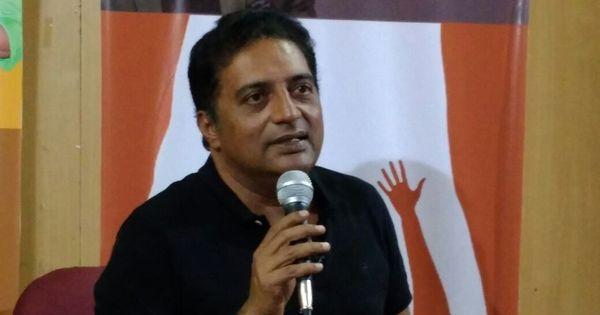 Karnataka: BJP youth leaders sprinkle cow urine to 'purify' venue where actor Prakash Raj spoke