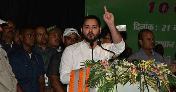 Bihar rapes: Tejashwi Yadav accuses Nitish Kumar of shielding guilty, gives him one-week ultimatum