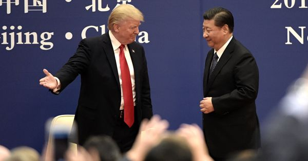 2017: The year China became the leader of the world (thanks largely to Donald Trump)