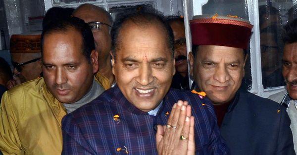 अपने मुख्यमंत्री बनने को जयराम ठाकुर किस्मत का खेल मानते हैं तो यह काफी हद तक लगता भी है