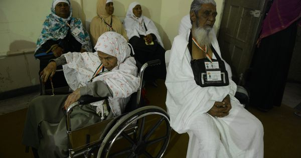 Disabled people barred from Haj pilgrimage because they 'take up begging', Centre tells Delhi HC
