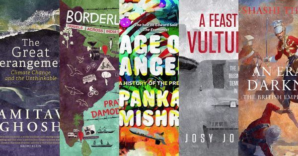 Crossword Book Awards: A reader's guide to the non-fiction shortlist of this year's jury prize