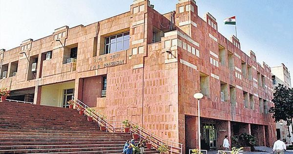 JNU students protest after management makes 75% attendance compulsory to write semester exams
