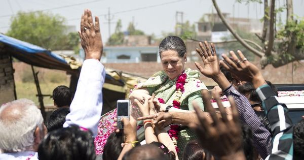 A champion of India's poor: Sonia Gandhi's most valuable, and least acknowledged, contribution