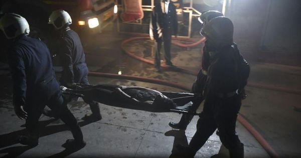 ब्राजील : अस्पताल में आग लगने से 11 लोगों की मौत
