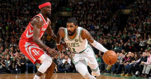 NBA: Celtics erase 26-point deficit to shock Rockets, Trail Blazers rally to defeat 76ers