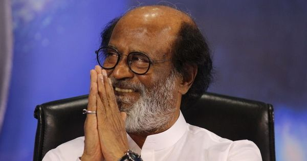 Karnataka governor giving 15 days to BJP to prove majority was a mockery of democracy: Rajinikanth