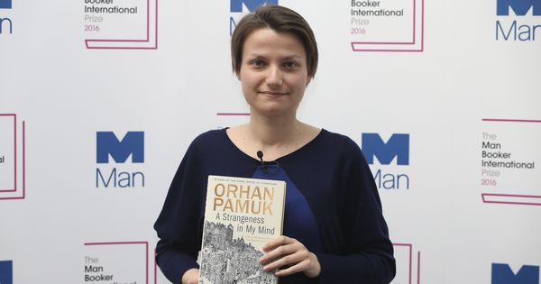 What Ekin Oklap can tell readers about translating Orhan Pamuk