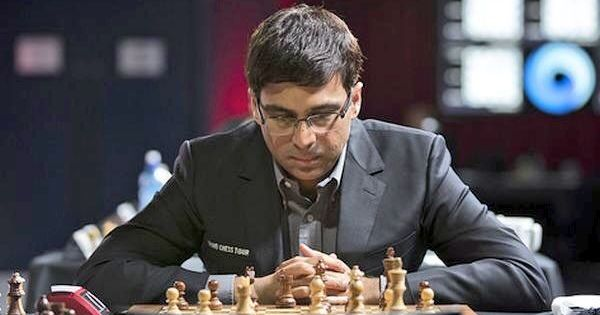 Chess: Viswanathan Anand beats Sadhwani, Kidambi draws with Kramnik in Isle of Man tournament