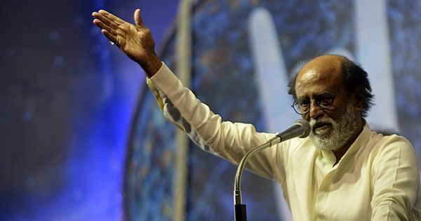 Rajinikanth criticises Tamil Nadu CM for not attending Karunanidhi's funeral, AIADMK hits back