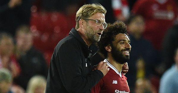 Coach Jurgen Klopp urges Mohamed Salah to use Liverpool teammate Sadio Mane as inspiration