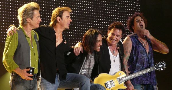 Song for the New Year: Journey's 'Don't Stop Believing' reminds us that there is still hope