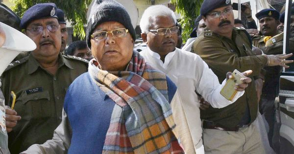 Fodder scam: CBI court to pronounce quantum of sentence for Lalu Prasad Yadav on Thursday