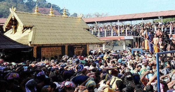 Kerala: Sabarimala temple reopens amid heavy police security