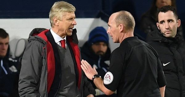 Arsene Wenger handed three-match touchline ban for comments about refereeing