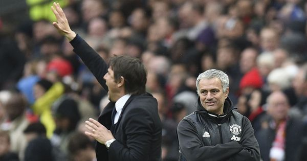 Ahead of the grudge match, a flashback to the best of Mourinho and Conte's war of words
