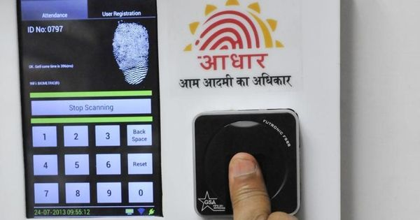 UIDAI chief directs Andhra Pradesh government to delete Aadhaar data from official websites