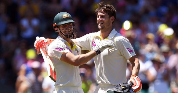 Ashes: England lurching to defeat after Marsh brothers stroke centuries