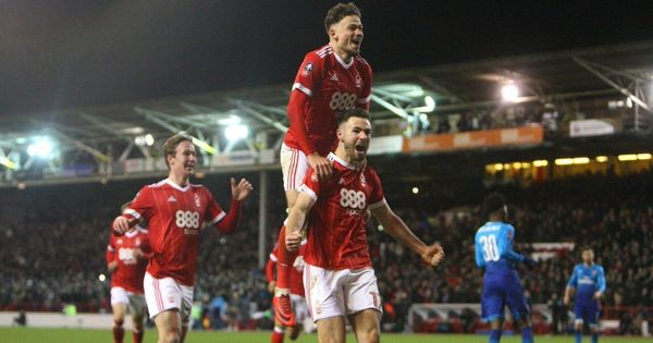 FA Cup: Arsenal suffer shock defeat against Nottingham Forest, Newport County stun Leeds