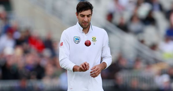 South Africa pick Olivier and Morris as Rabada's backup for third Test against Australia