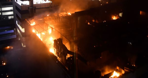 Kamala Mills fire: Court grants relief to two restaurant managers, denies bail to owners