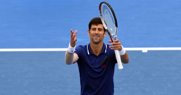 Novak Djokovic says he now meditates to overcome fear and anxiety