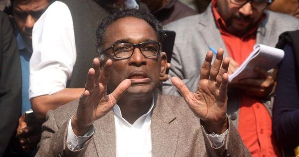 Chelameswar letter text: 'Bonhomie between  judiciary, government sounds death knell to democracy'