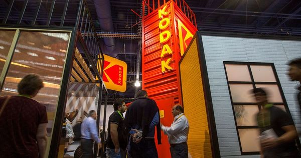 Kodak's cryptocurrency project could be the start of a new kind of intellectual property
