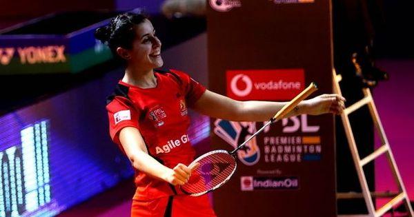 PBL: Carolina Marin, Sai Praneeth's class takes Hyderabad Hunters to final