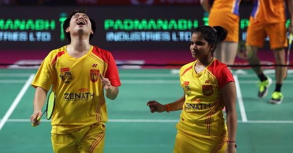 Bengaluru Blasters grab a thrilling win over Ahmedabad Smash Masters to enter PBL final