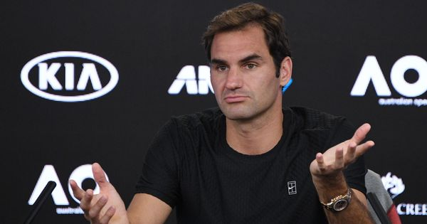 'I wish they would let loose and be themselves': Federer urges players to embrace the media