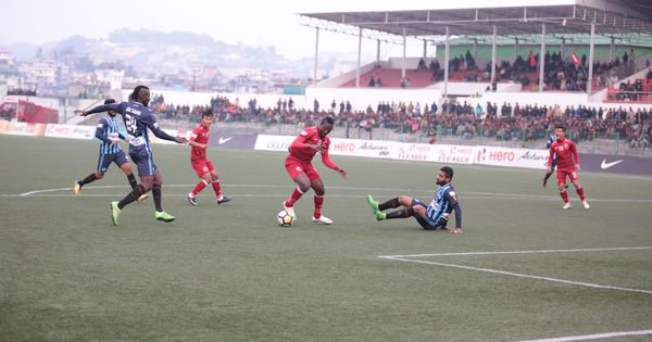 I-League: William's strike powers Minerva to 1-0 win over Shillong Lajong