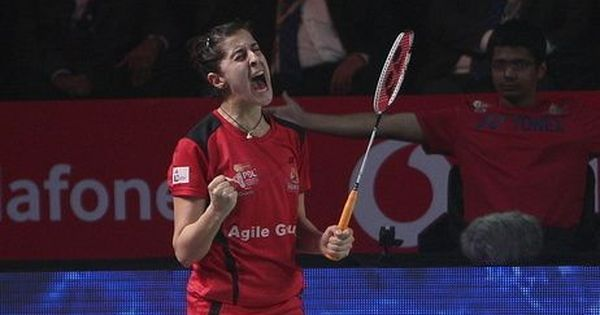 PBL: Carolina Marin, Satwiksairaj star in thrilling final as Hyderabad Hunters win the title