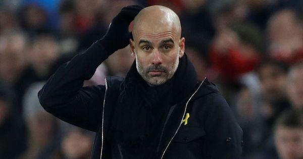 Guardiola charged for sporting symbol in support of jailed Catalan independence leaders