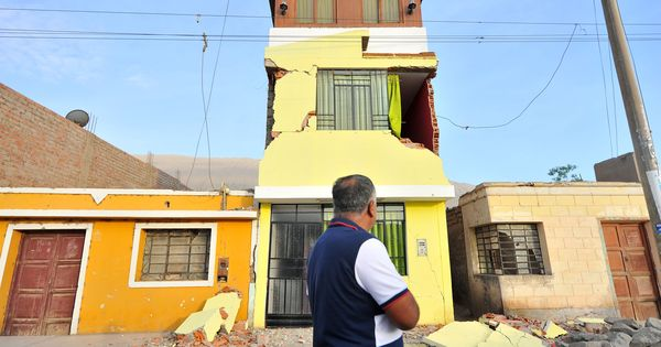 Two dead, 65 injured after earthquake of 7.3 magnitude jolts Peru